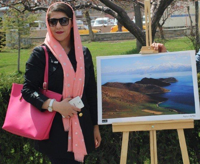 İranlılar Van'ı Çok Sevdi
