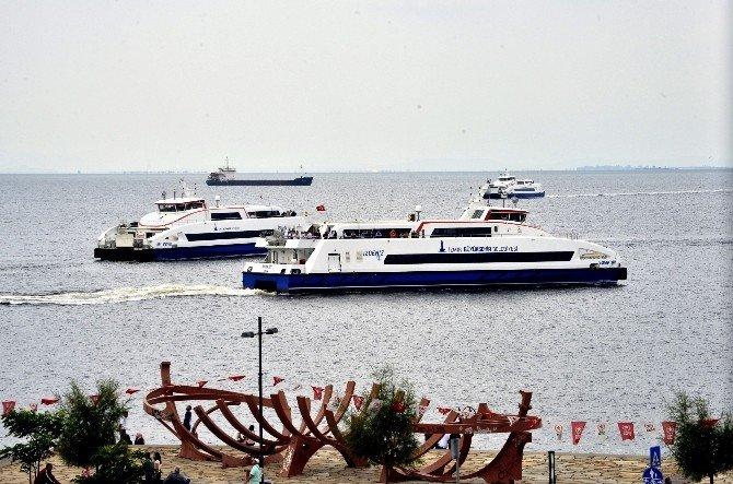 İzmir'de Toplu Ulaşıma Sınav Takviyesi