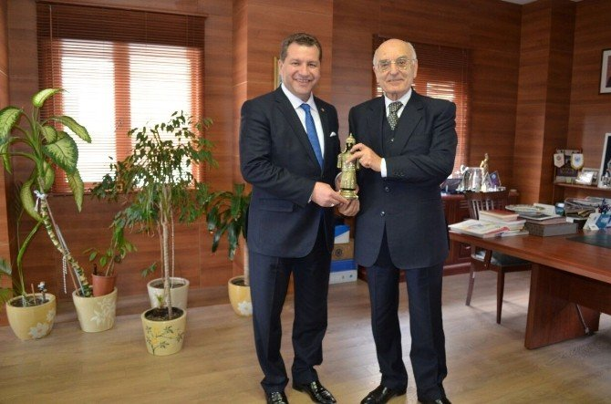 Karesi'ye Konsey Ödülü
