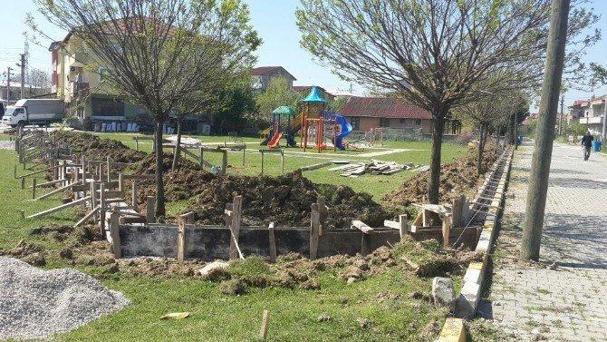 Kartepe'de Parklar Düzenleniyor