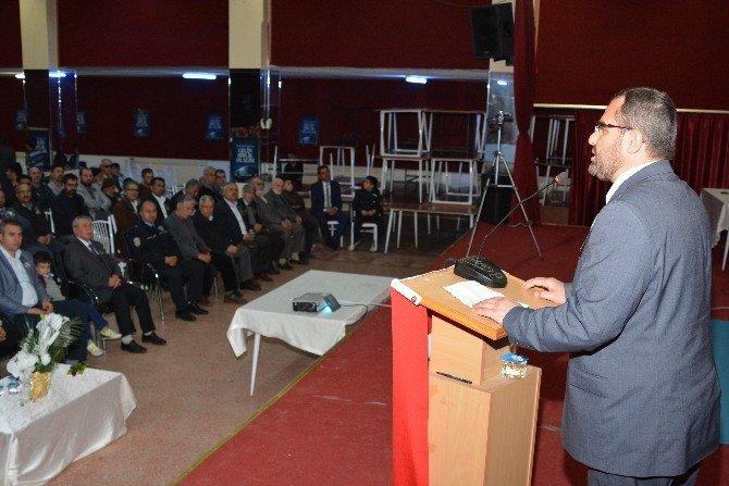 Pınarbaşı'nda Kutlu Doğum Haftası Coşkuyla Kutlandı