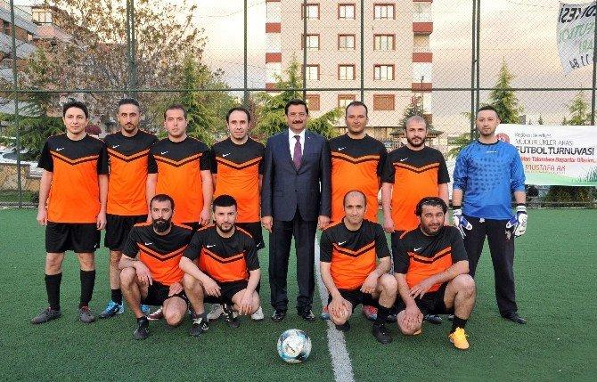 Keçiören Belediyesi Futbol Turnuvası Başladı