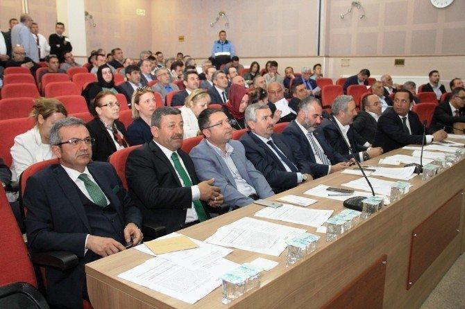 Büyükşehir Meclisinde Seçim Heyecanı Yaşandı