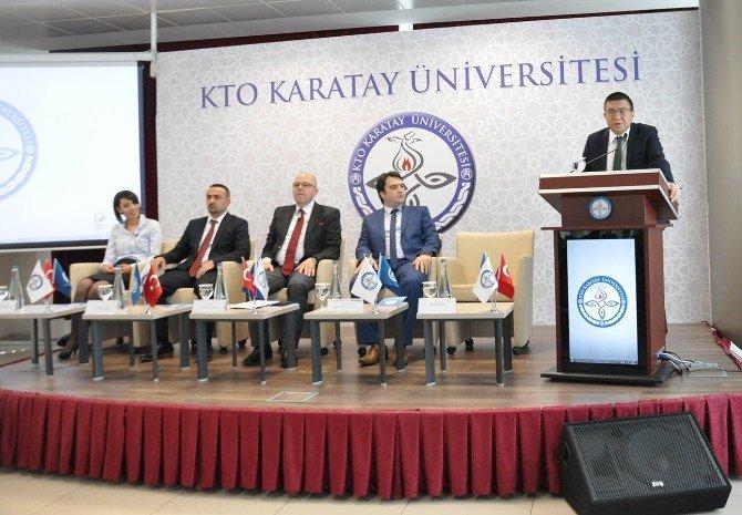 Geleceğin Enerji Yöneticileri, KTO Karatay Üniversitesi'nde Enerjiyi Konuştu