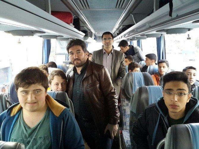 Erzurum Eğitim Bir-sen 2 Nolu Şubeden Den Dev Kültür Hizmeti