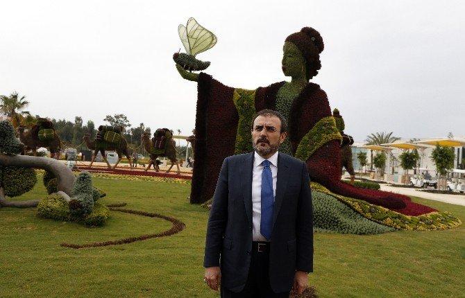"""Bakan Ünal: """"EXPO, Krizin Ardından Kaldıraç Olacak"""""""