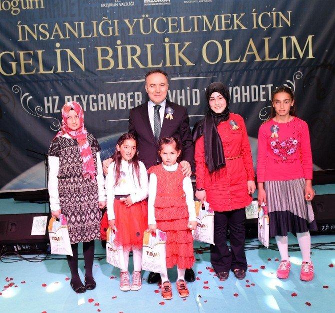 Büyükşehir'den Kutlu Doğum Programı
