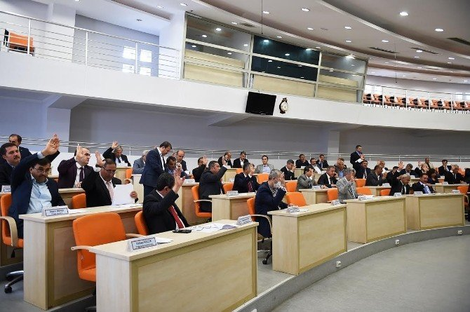 Büyükşehir Belediye Meclisi Nisan Ayı Toplantısı Başladı