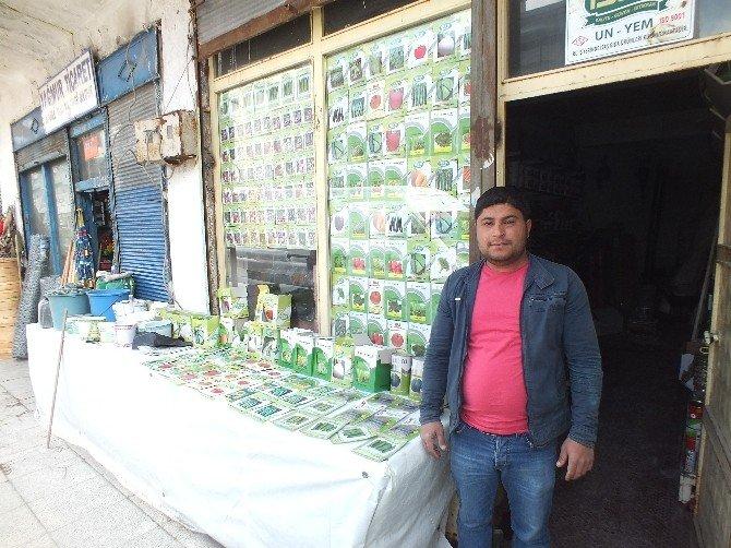 Malazgirt'te Sertifikalı Tohum Satışları Başladı