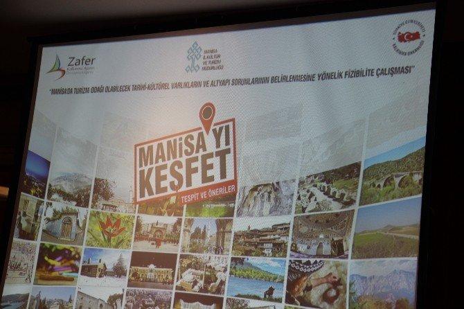 Manisa'nın Turizminde 40 Kavram Belirlendi