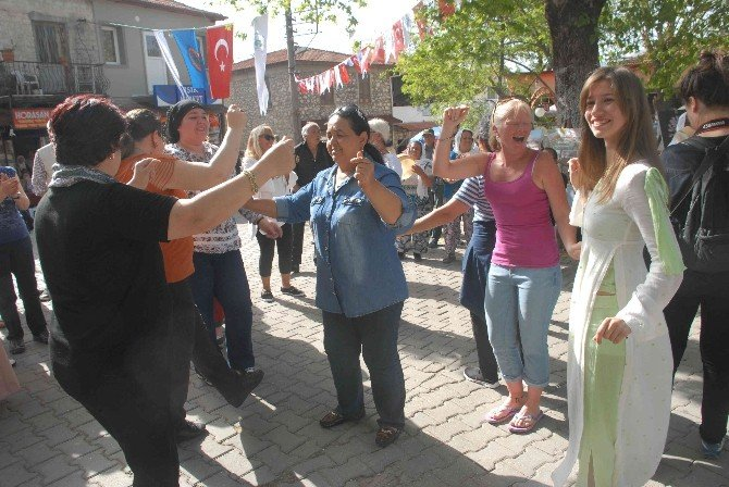 Fethiye'de Mantar Festivali Coşkusu