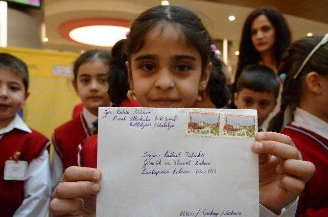 Miniklerden Devlet Büyüklerine Mektup