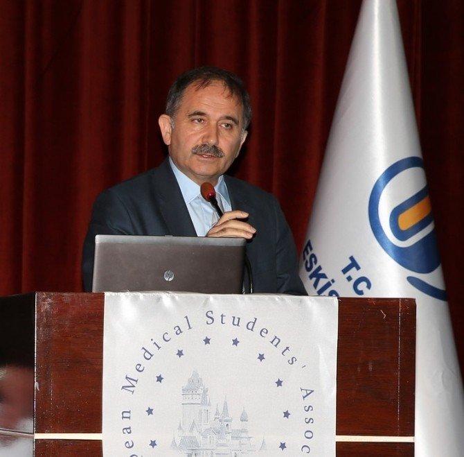 Eskişehir Kardiyovasküler Sistem Kongresi ESOGÜ'de Başladı