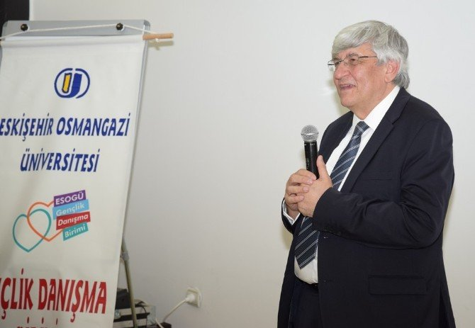 ESOGÜ Gençlik Danışma Birimi Prof. Dr. Sinan Özalp İçin Emeklilik Töreni Düzenledi