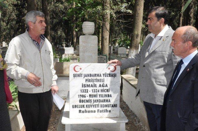 Balkan Göçmeni Piriştinalı İsmail Ağa Anıldı