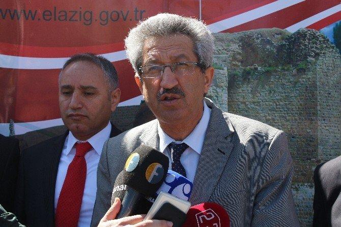Elazığ'da Turizm Haftası 'Çayda Çıra' İle Başladı