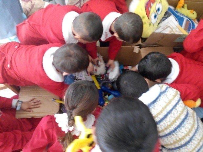 Sungurlu'da 'Gelin Paylaşalım, İyilikte Buluşalım' Projesi