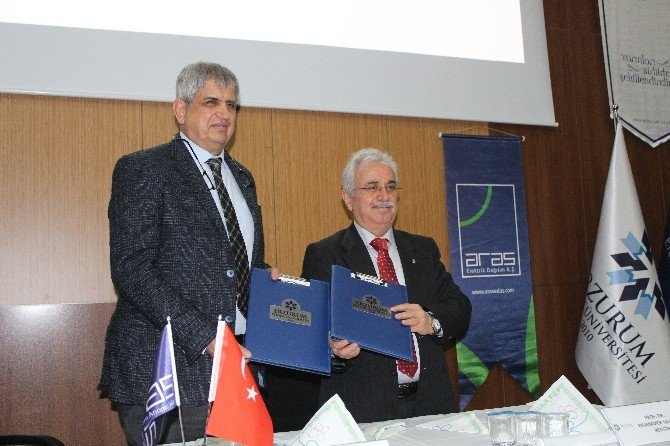 Aras EDAŞ Ve ETÜ İşbirliği Protokolü Yapıldı