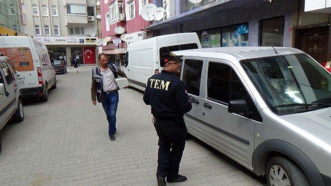 Sakarya Merkezli PKK Operasyonunda 11 Gözaltı