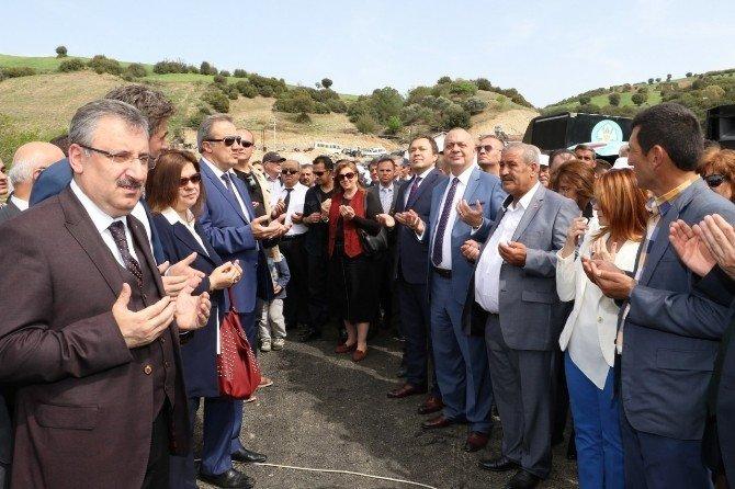 Büyükşehir Belediyesi 60 Yıllık Köprü Hayalini Gerçekleştirdi