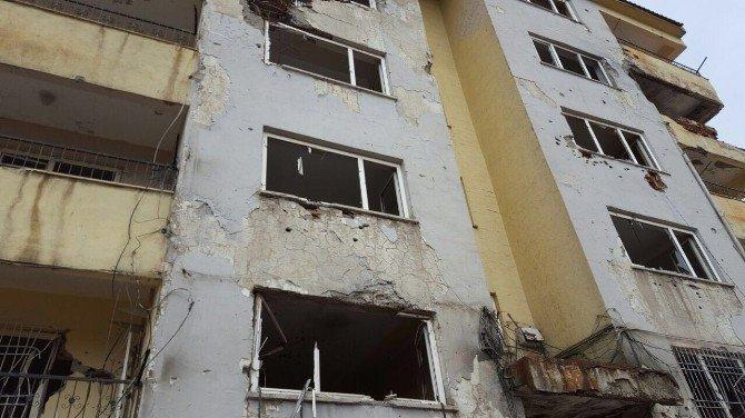 Şırnak'ta Yasak Ve Operasyon Sürüyor