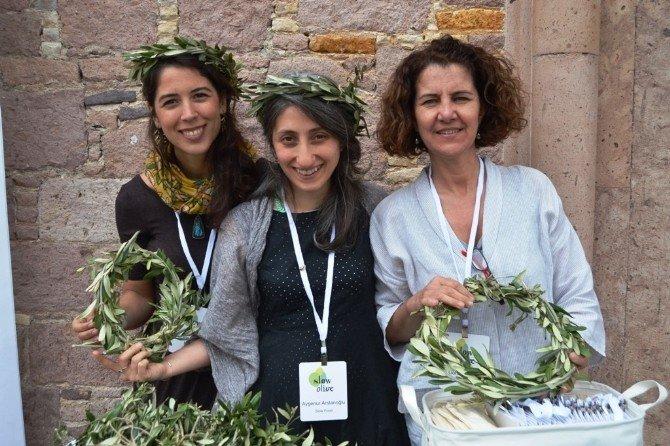 Slow Food Avrupa Üyesi Ursula Hatson: