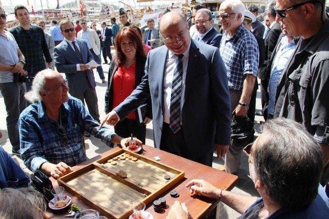 Muğla'da Turizm Haftası Vali Amir Çicek'in Katılımı İle Başladı