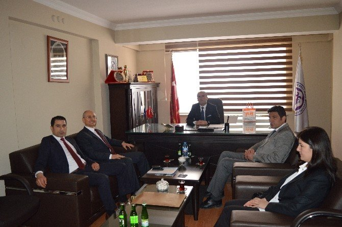 TÜİK Erzurum Bölge Müdürlüğü, Erzincan Serbest Muhasebeci Mali Müşavirler Odası İle İşbirliği Protokolü İmzaladı
