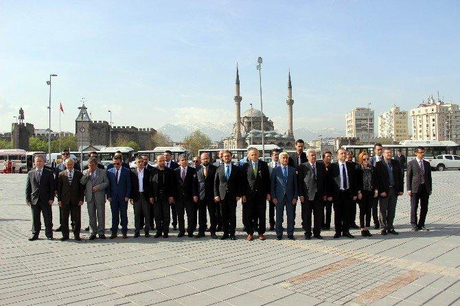 Kayseri'de Turizm Haftası Etkinlikleri