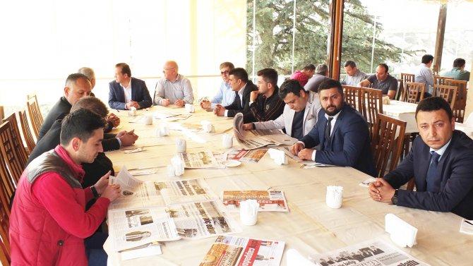 Basın İlan Kurumu Yönetim Kurulu Üyesi Mustafa Aslan: Yerel basın vazgeçilmezdir