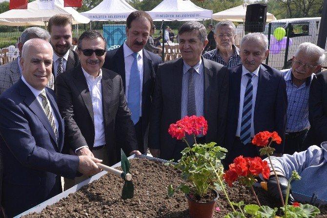 Tepebaşı Belediye Başkanı Ataç'ın Bursa Ziyareti