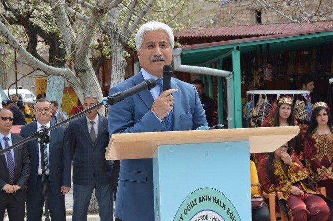Turizm Haftası Soğanlı'daki Kutlamalarla Başladı