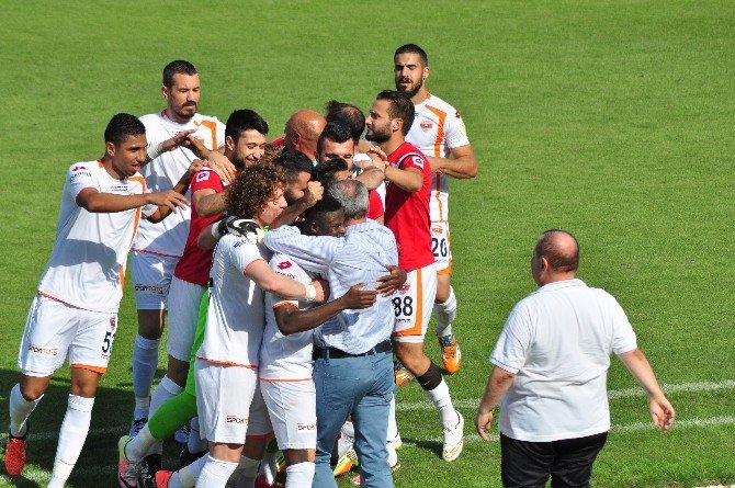 Adanaspor'da Galibiyet Coşkusu
