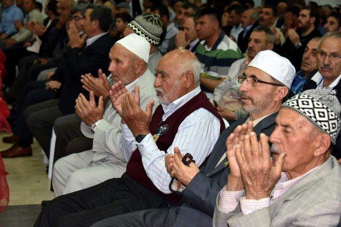 Aliağa'da Kur'an-ı Kerim Ziyafeti