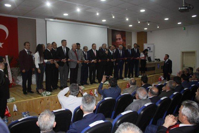 Serbest Muhasebeci Mali Müşavirler Odası Yeni Binası Hizmete Açıldı