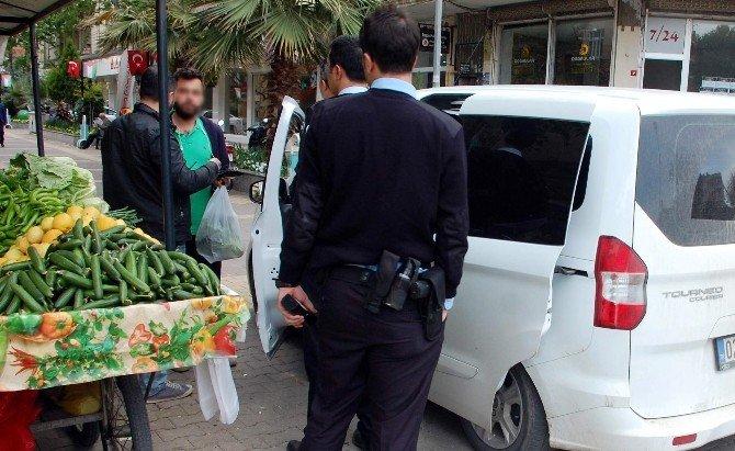 Şüpheli Şahıs Polisi Harekete Geçirdi
