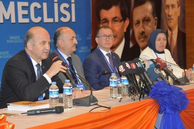 Müezzinoğlu, AK Parti İl Danışma Meclisine Katıldı
