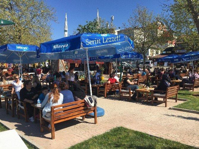Akçakoca'da Bahar Havası