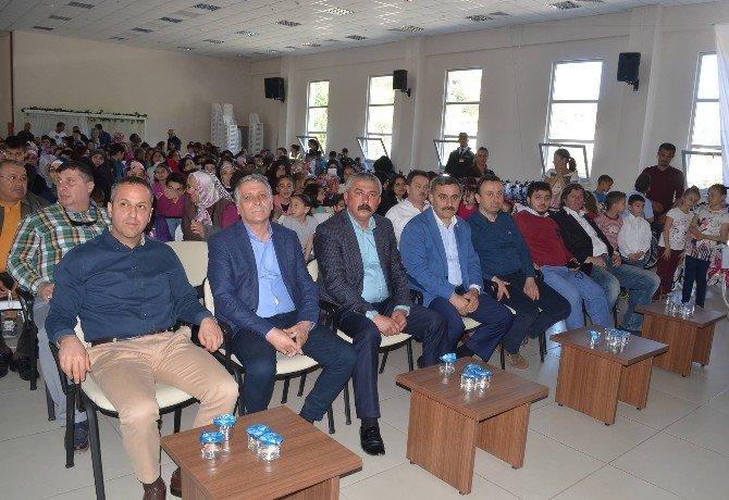 Veloturk, Zonguldak'ta 215 Öğrenciye Bisiklet Hediye Etti