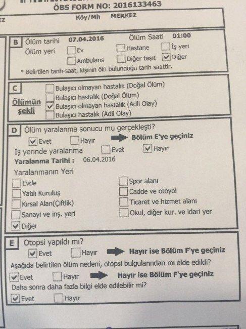 """Çankaya Belediyesi'nden """"Terörist Cenazesi"""" Açıklaması"""