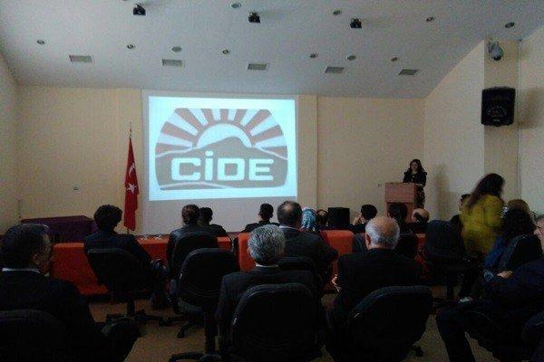 Cide'de Turizm Haftası Kutlandı