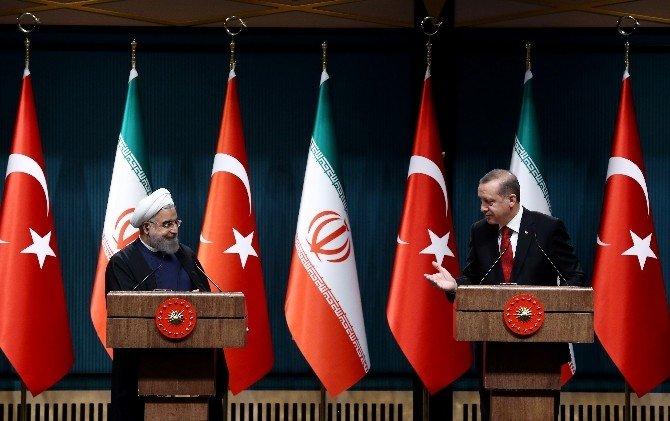 Erdoğan-ruhani Ortak Basın Toplantısı