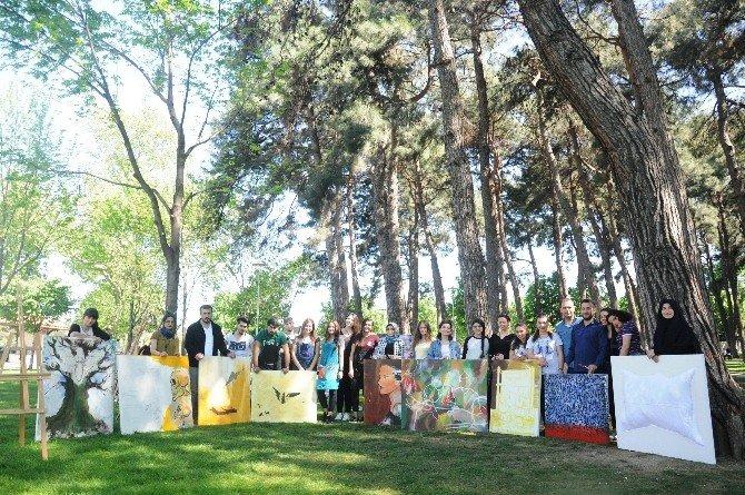 Malik Aksel Atölye Çalışmalarıyla Bursa'da Anılıyor