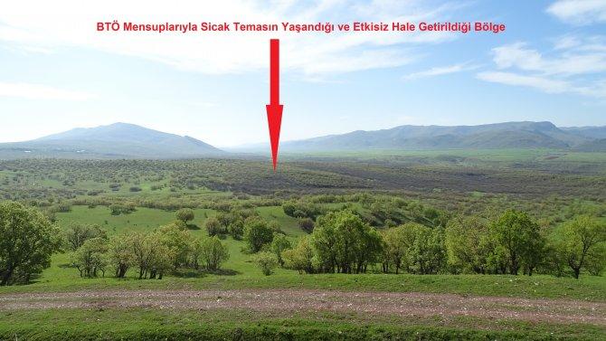 Silvan'da, PKK'nın sözde sorumlusu ve 7 terörist öldürüldü