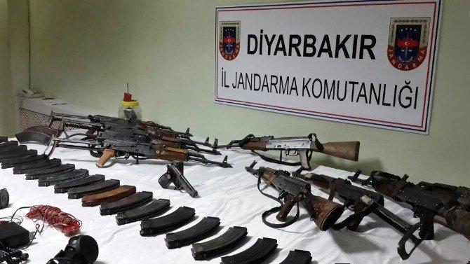Silvan'da Öldürülen Teröristlerin Bombalı Araçlarla Yapılan 4 Saldırının Failleri Olduğu Ortaya Çıktı