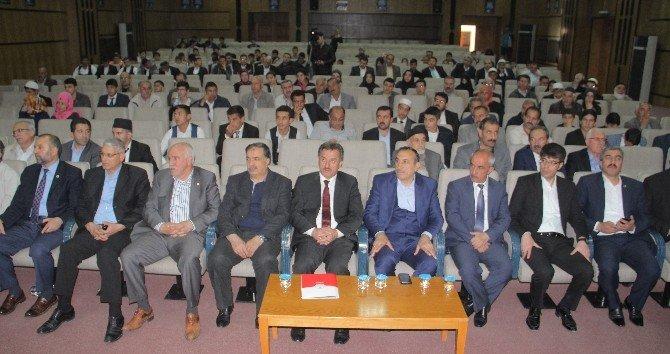 Elazığ'da Hafızlık Ve Ezan Okuma Yarışması Yapıldı