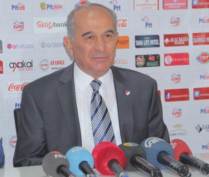 Elazığspor - Gaziantep Maçının Ardından