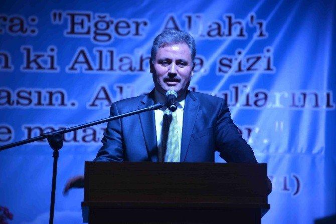 Malatya'da, 'Asr-ı Saadet Saygı Gecesi' Düzenlendi