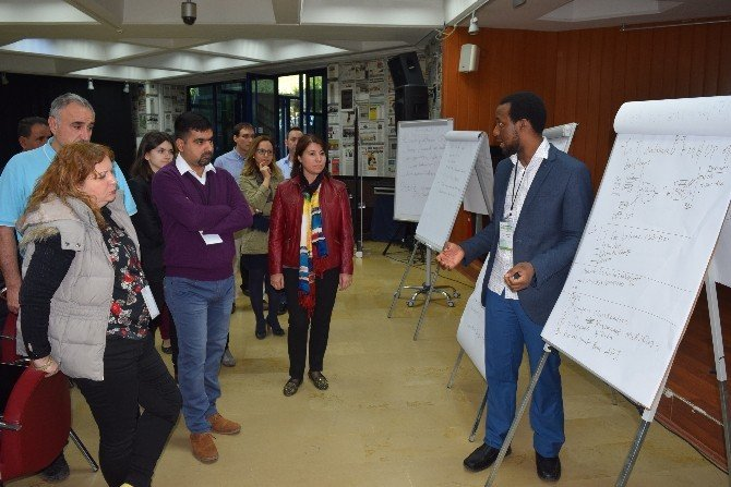 2016 Bina Enformasyonu Modellemesi Çalıştayı HKÜ Ve YTÜ'de Gerçekleşti