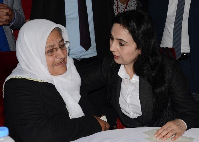HDP Eş Başkanı Figen Yüksekdağ: